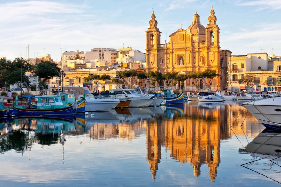 Malta la Perla del Mediterraneo