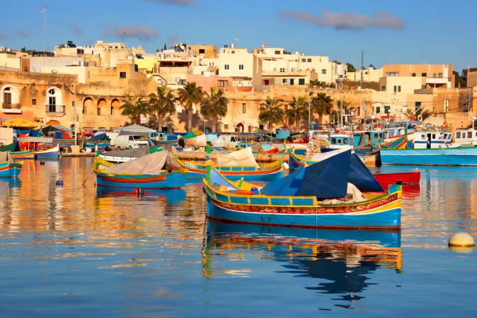 Pasqua a Malta Voli diretti da Cagliari