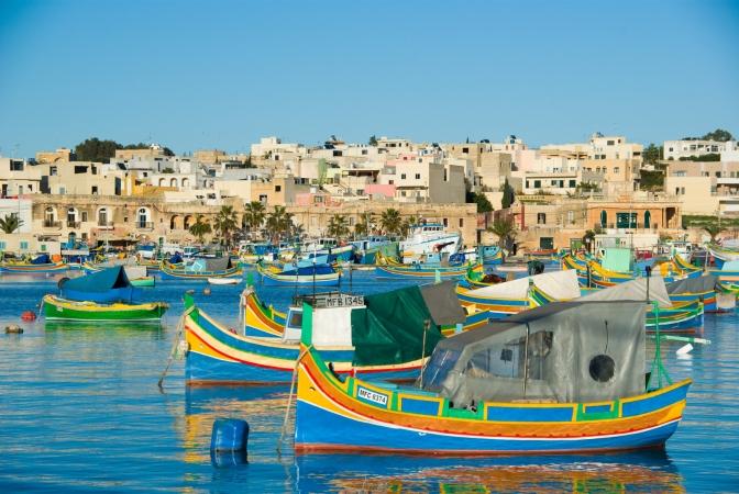 Malta Voli diretti da Cagliari