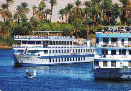 Crociera sul Nilo e Cairo