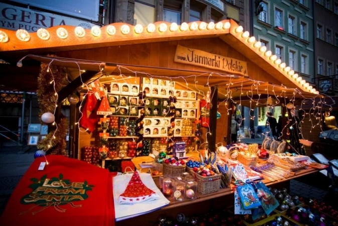 Mercatini di Natale a Cracovia Voli diretti da Cagliari