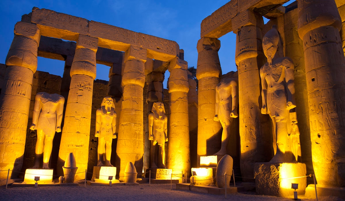 Luxor e Mar Rosso
