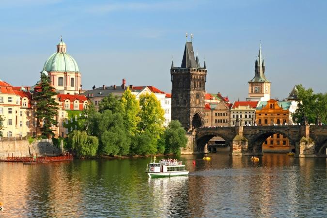 Grantour Praga e Boemia