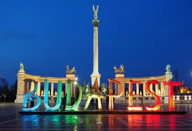 Capodanno a Budapest Voli diretti da Cagliari
