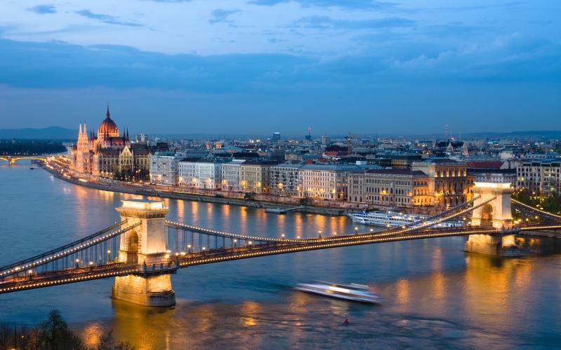 Tour Budapest e dintorni