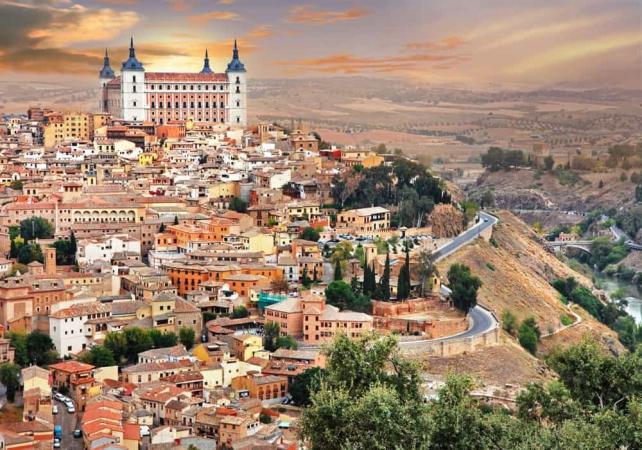 Minitour Madrid e Castiglia
