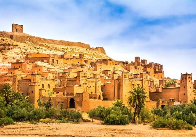 Marocco Tour Città Imperiali Voli da Roma e Milano