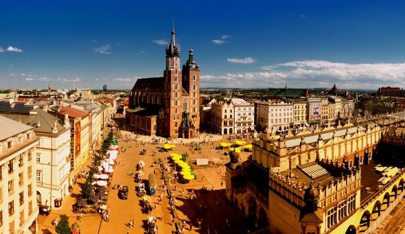 Cracovia e le Meraviglie della Polonia Voli diretti da Cagliari
