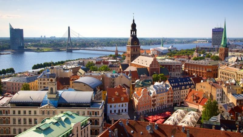 Pasqua Capitali Baltiche - Riga