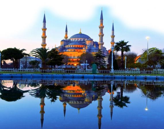 Weekend a Istanbul Voli da Roma e Milano