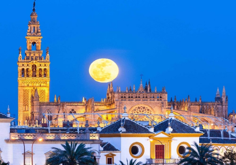 Tour dell'Andalusia