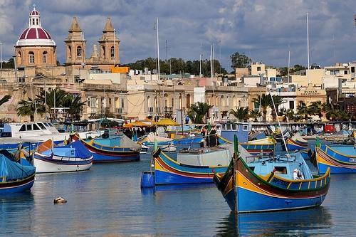 Malta Ponte del 25 Aprile