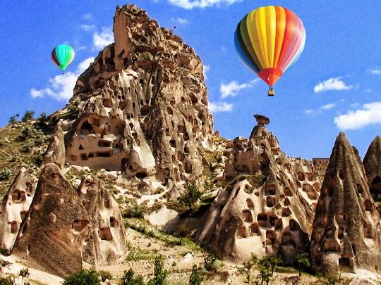 Tour Efeso e Cappadocia Voli da Roma e Milano