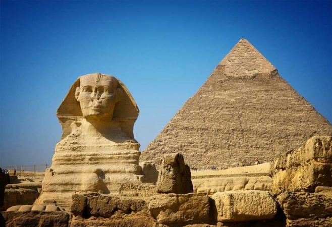 Luxor - Cairo e Sharm el Sheikh Voli diretti da Cagliari
