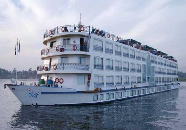 Crociera sul Nilo Voli diretti da Cagliari