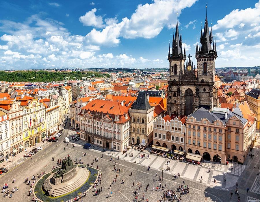 Epifania a Praga