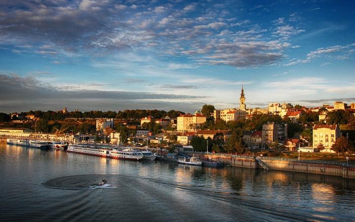 Belgrado e Minitour della Serbia