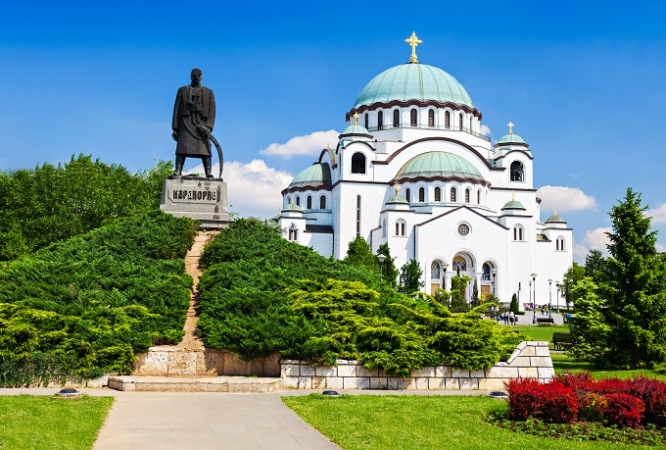 Belgrado  ...la  Nuova Berlino Voli diretti da Cagliari